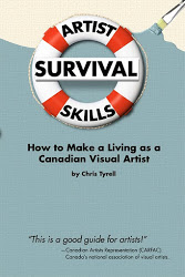 Artist Survival Skills - Chris Tyrell